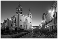 Black and White Pictures of Mexico