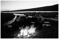 Pictures of Campfires