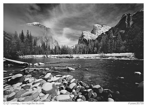 Black And White Photos National Parks