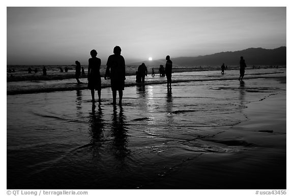 black and white beach photos. Black and White Picture/Photo: