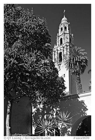 Museum of Man, Balboa Park. San Diego, California, USA