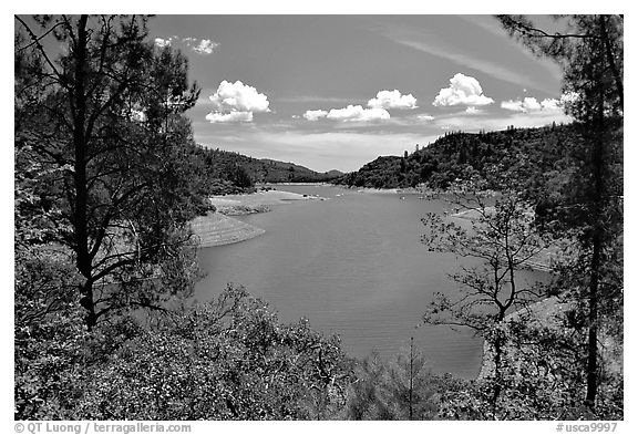 Shasta Lake, Wiskeytown-Shasta-Trinity National Recreation Area. California, USA
