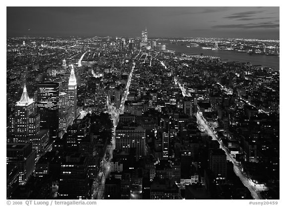 new york city at night backgrounds. Streets at night