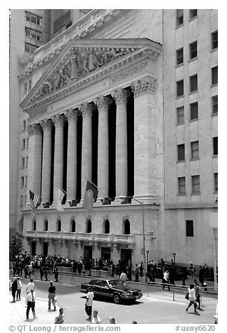 New York Stock Exchange. NYC, New York, USA