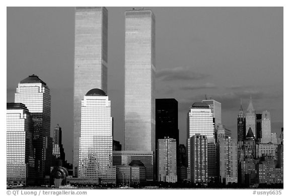 new york skyline with twin towers quotes
