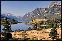 Waterton Lakes. Waterton Lakes National Park, Alberta, Canada ( color)