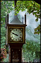 Steam clock. Vancouver, British Columbia, Canada ( color)