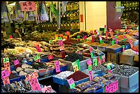 Chinese medicinal goods in Chinatown. Vancouver, British Columbia, Canada ( color)