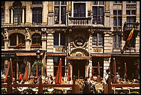 La Chaloupe d'or tavern, Grand Place. Brussels, Belgium ( color)