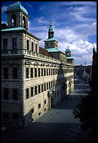 Rathaus (city hall). Nurnberg, Bavaria, Germany ( color)