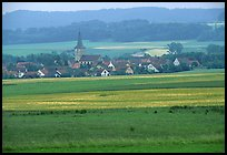 Rural village. Bavaria, Germany (color)