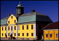 Mining Museum in Falun. Central Sweden ( color)