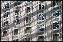 Windows, Grand Ecran building. Paris, France