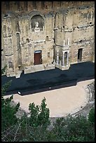 Ancient Roman Theatre, Orange. Provence, France ( color)