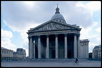 Pantheon. Quartier Latin, Paris, France