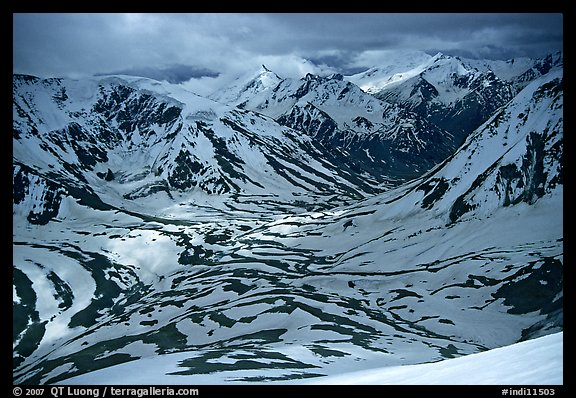 Shingo La Pass, Zanskar, Jammu and Kashmir. India