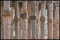 Colons, Qutb complex. New Delhi, India ( color)