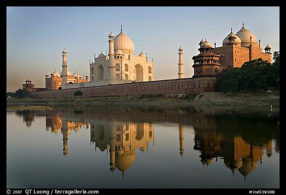 Picture Photo Jawab Taj Mahal And Taj Mahal Mosque