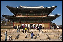 pictures of Changdeokgung Palace Complex