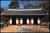 Jaegung, Jongmyo shrine. Seoul, South Korea
