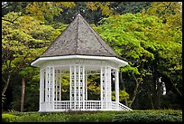 The Bandstand, Singapore Botanical Gardens. Singapore ( color)