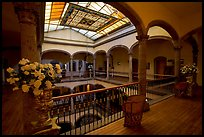 Historic Hotel Frances. Guadalajara, Jalisco, Mexico