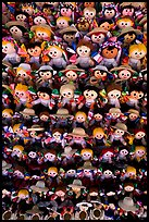 Traditional puppets. Guanajuato, Mexico ( color)