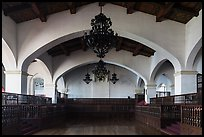 Cathedral Ballroom, Riviera Del Pacifico, Ensenada. Baja California, Mexico (color)