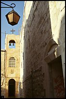 Church, Safed (Tzfat). Israel