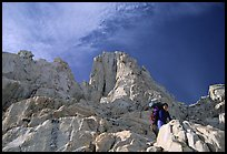 Pictures of Climbing Mt Whitney
