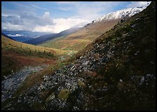 Arrigetch Valley. Gates of the Arctic National Park ( color)