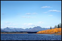 River and Baird mountains. Kobuk Valley National Park, Alaska, USA. (color)