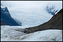 Stairway icefall. Wrangell-St Elias National Park ( color)