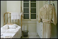 Ladies private room. Hot Springs National Park, Arkansas, USA. (color)