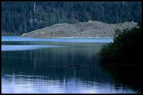 Butte Lake. Lassen Volcanic National Park, California, USA.