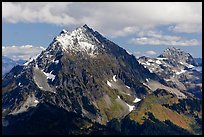 Johannesburg Mountain, North Cascades National Park. Washington, USA.