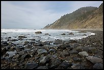 Enderts Beach. Redwood National Park ( color)