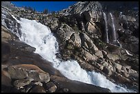 Tokopah Falls. Sequoia National Park ( color)