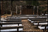 Amphitheater, former Lower River Campground. Yosemite National Park ( color)