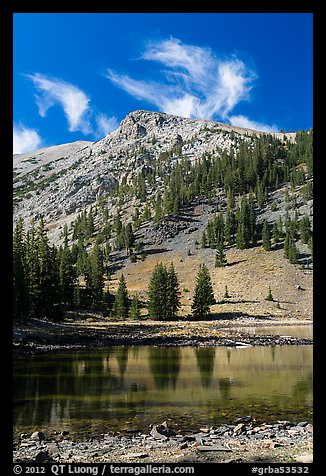 Stella Lake. Great Basin National Park (color)