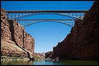 Navajo Bridge. Grand Canyon National Park ( color)