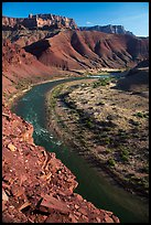 Unkar rapids. Grand Canyon National Park ( color)