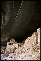 Round tower in Cliff Palace. Mesa Verde National Park ( color)