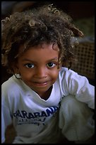 Native child. Saint John, US Virgin Islands ( color)