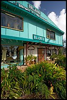 Island Hemp and Cotton store in Kapaa. Kauai island, Hawaii, USA ( color)