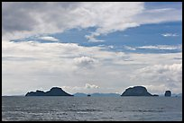 Islands, Adaman Sea. Krabi Province, Thailand ( color)