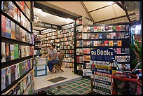 International bookstore, Phi-Phi island. Krabi Province, Thailand ( color)