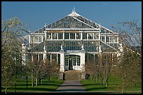 Temperate House. Kew Royal Botanical Gardens,  London, England, United Kingdom ( color)