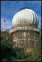 Royal Greenwich Observatory. Greenwich, London, England, United Kingdom (color)