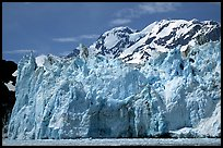 Surprise glacier. Prince William Sound, Alaska, USA ( color)